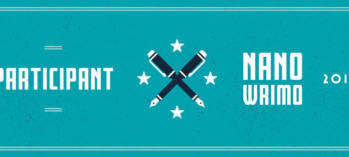 1. Woche – NaNoWriMo 2017